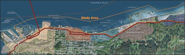 Astoria Riverfront Vision Plan