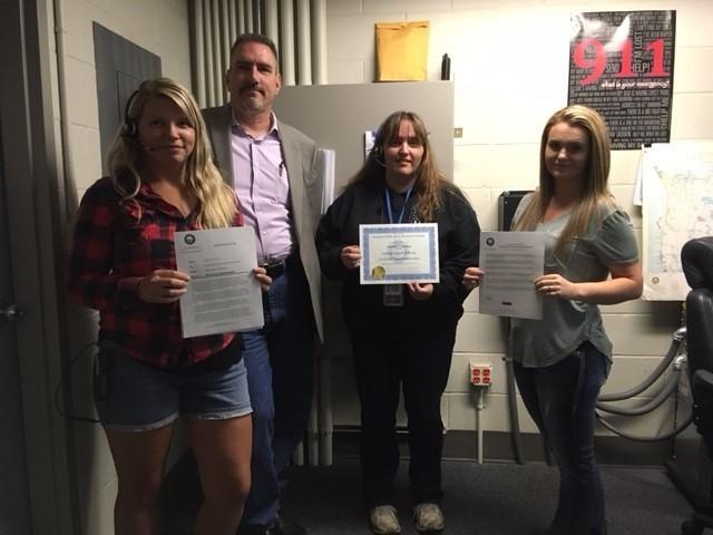 Astoria Dispatch 911: Awards