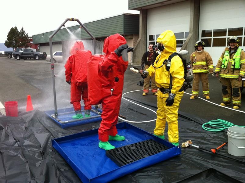 Astoria Fire Department: Hazardous Materials
