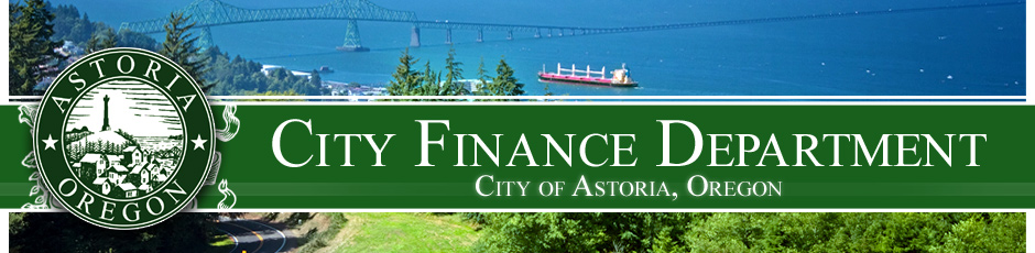 City of Astoria, Oregon